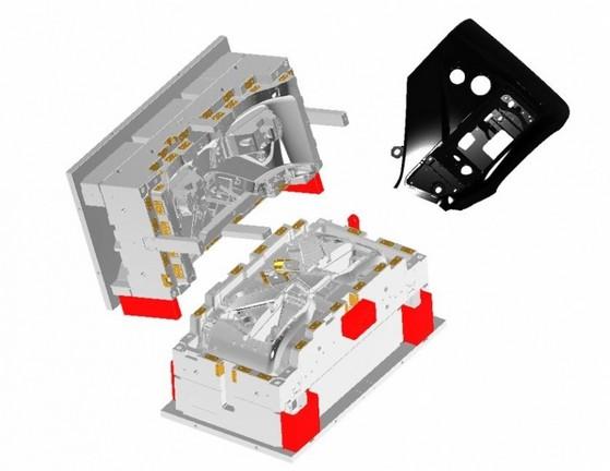 Fabricação de Molde para Injeção de Plásticos Atibaia - Fabricação de Moldes 32 Ton