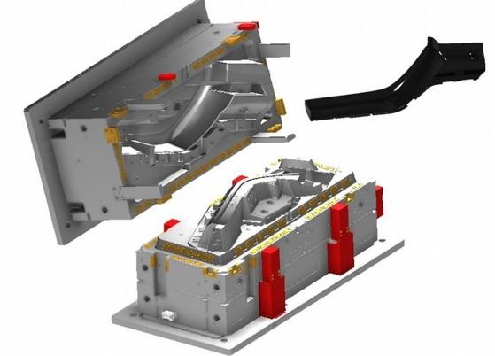 Fabricação de Moldes 32 Ton São Caetano do Sul - Fabricação de Moldes para Injeção de Plásticos