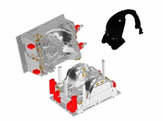 Fabricação de Moldes de Injeção Preço Cardeal - Fabricação Moldes para Caminhão