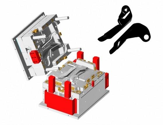 Fabricação de Moldes de Injeção Marília - Fabricação de Moldes 32 Ton