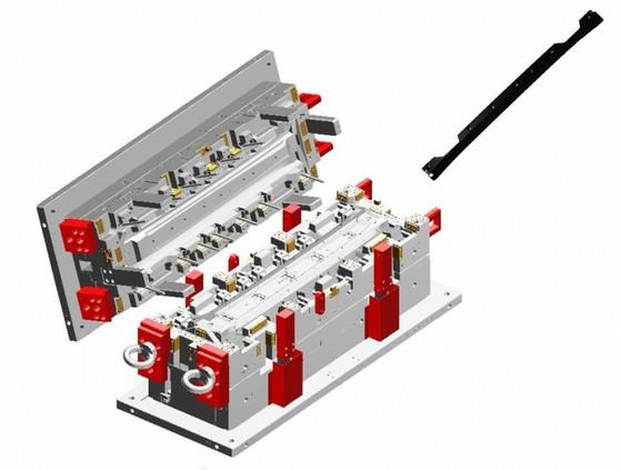 Fabricação de Moldes em Aço Santo André - Fabricação de Moldes para Injeção de Plásticos