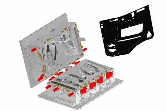 Fabricação de Moldes para Linha Automotiva Preço Parelheiros - Fabricação de Moldes de Injeção