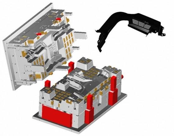 Fabricação de Moldes para Pecas Automotivas Cursino - Fabricação de Moldes para Injeção