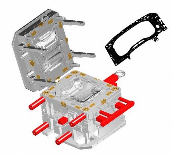 Fabricação de Moldes para Rotomoldagem Preço Parelheiros - Fabricação de Moldes para Injeção de Plásticos