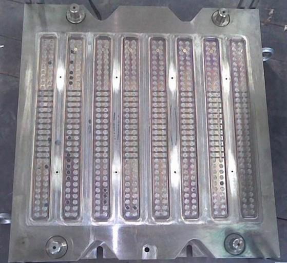 Molde para Injeção de Alumínio Jabaquara - Moldes para Injeção de Termoplásticos