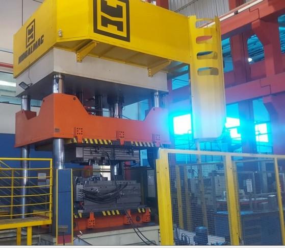 Prensa Hidráulica Bancada Paraná - Prensa Hidráulica Industrial