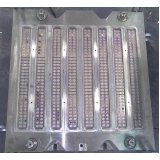 molde para injeção de alumínio Jabaquara