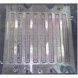 molde para injeção de alumínio Vila Morumbi