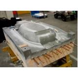 molde para injeção de espuma Ipiranga