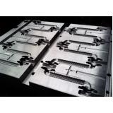 molde para injeção de silicone Araçoiabinha
