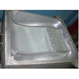 moldes para injeção de espuma valor Sacomã