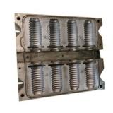 moldes para injeção de silicone valor Vila Batista
