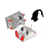 moldes para injeção de termoplástico valor Bacaetava