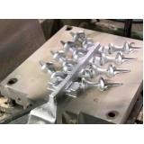 onde fazer moldes para injeção de alumínio Limeira
