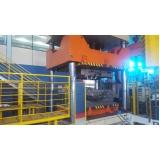 prensa hidráulica elétrica